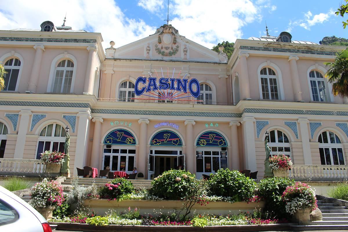 Casino de vernet les bains - Office de tourisme de vernet les bains ...