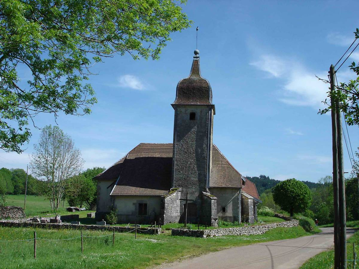 EGLISE DE SAINTE ANNE