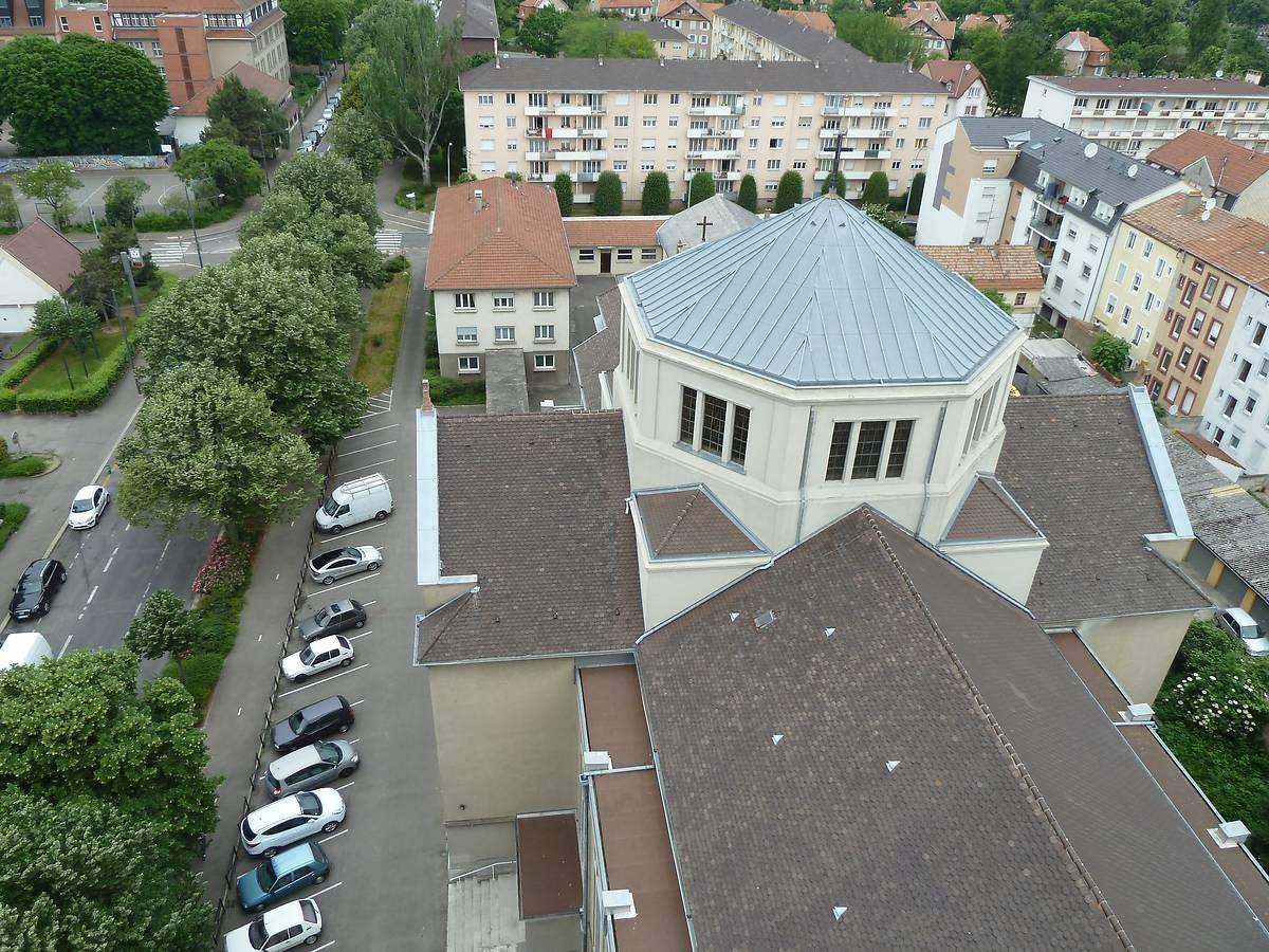 EGLISE STE-JEANNE-D'ARC DE MULHOUSE