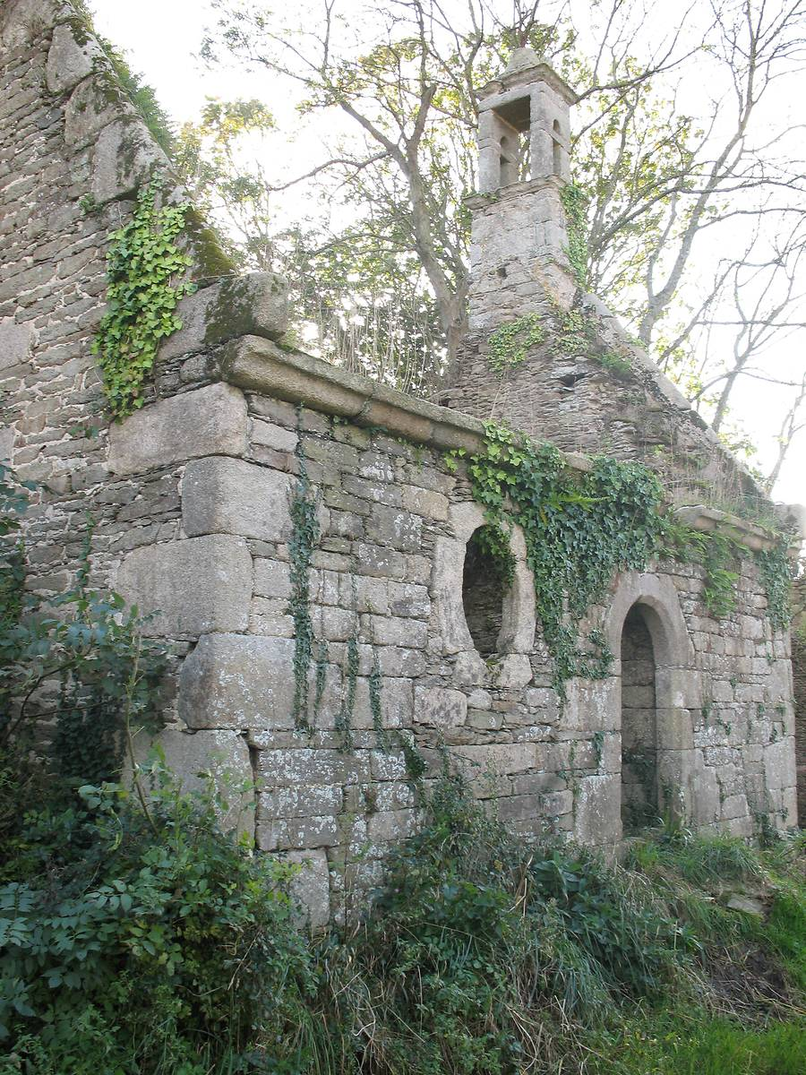 chapelle de lesconvel a locmaria plouzane