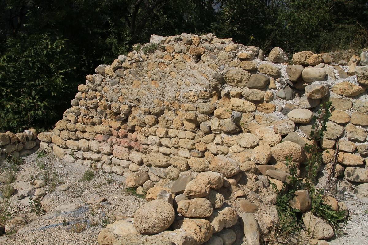 SITE ARCHEOLOGIQUE DU CLAPIER DES MONGES A BARATIER
