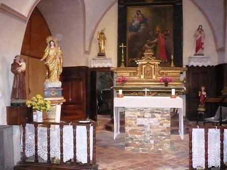 eglise saint clair a melve