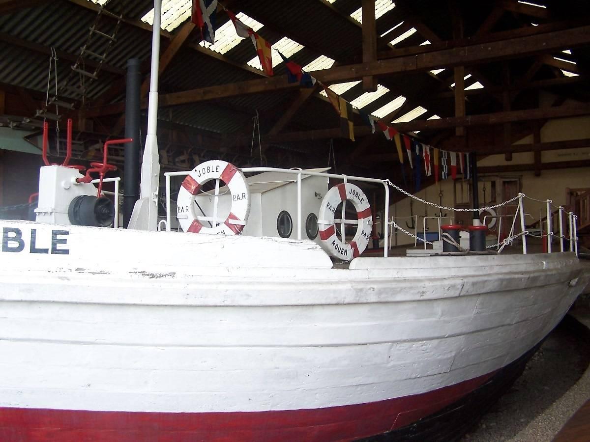 campagne je donne pour un bateau gribane le joble