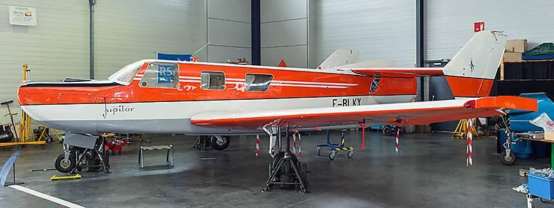 AVION MOYNET 360/6 JUPITER N°03F-BLKY