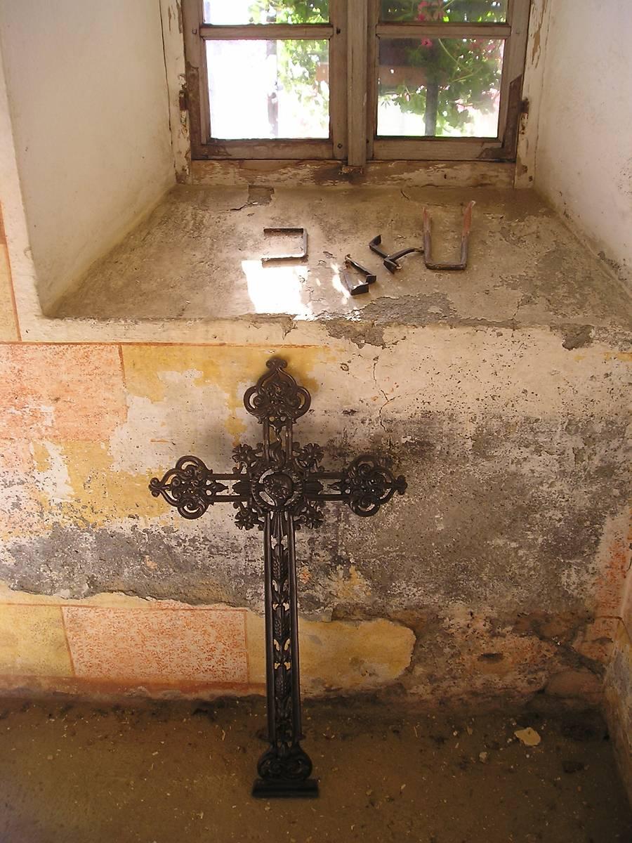 chapelle sainte marie a crest voland