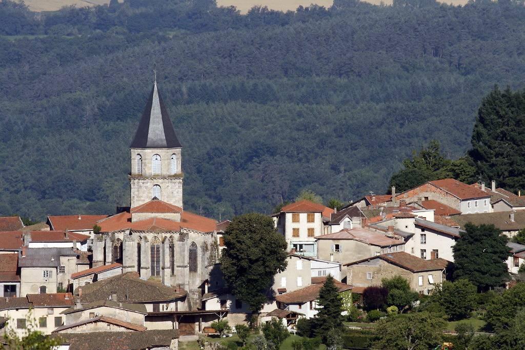 eglise saint maurice de vollore ville