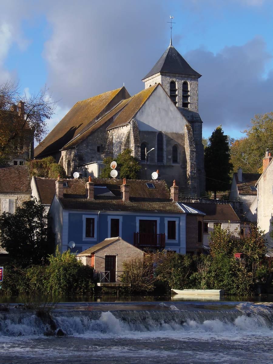 Glise saint pierre et saint paul de montigny sur loing - Garage montigny sur loing ...