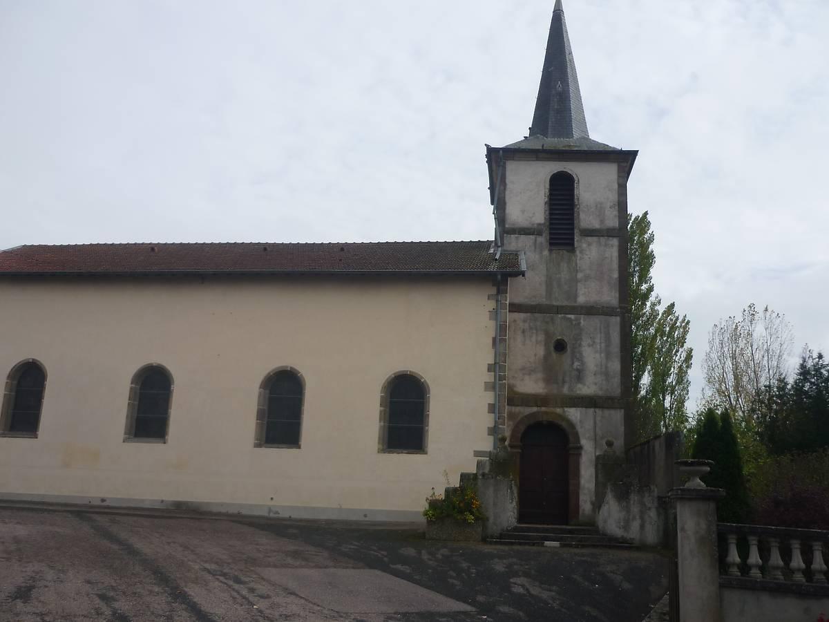 EGLISE NOTRE DAME DE L'ASSOMPTION DE CHENEVIERES