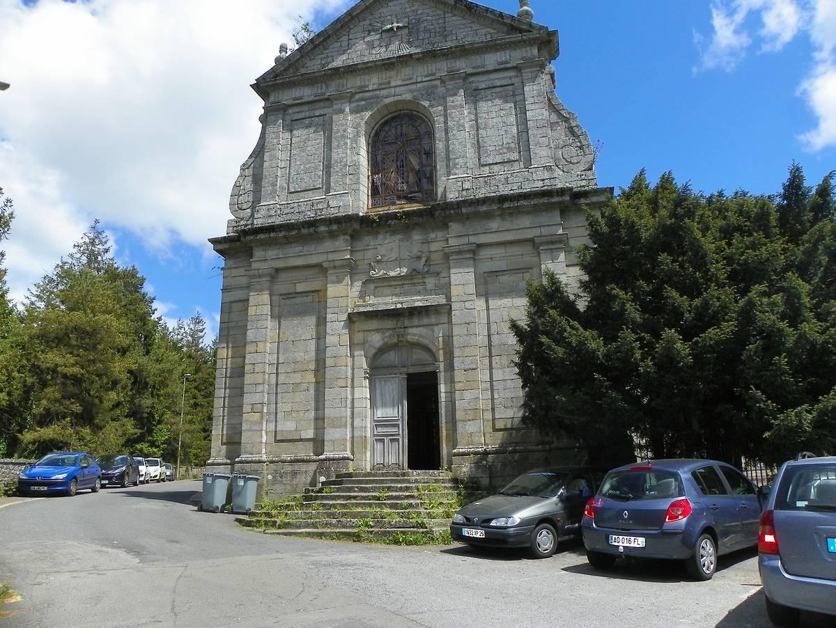chapelle du saint esprit a quimper