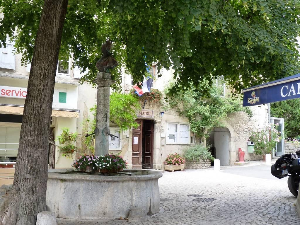 HÔTEL DE VILLE DE CHATILLON-EN-DIOIS