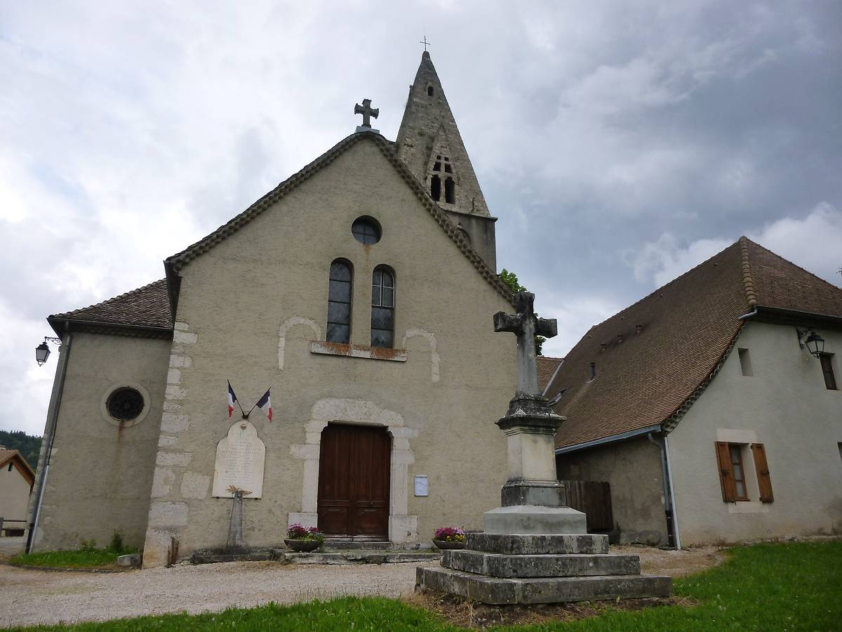 EGLISE DE SAINT PAUL LES MONESTIERS