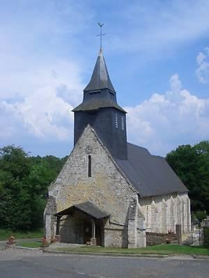 eglise saint pierre de fourneville