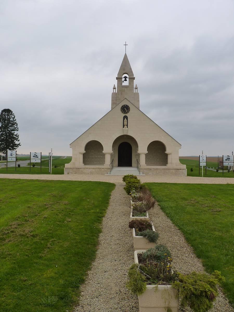MEMORIAL DE CERNY EN LAONNOIS