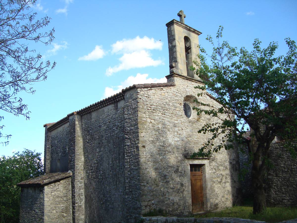 Eglise Notre Dame de la Nativité d'Orthoux