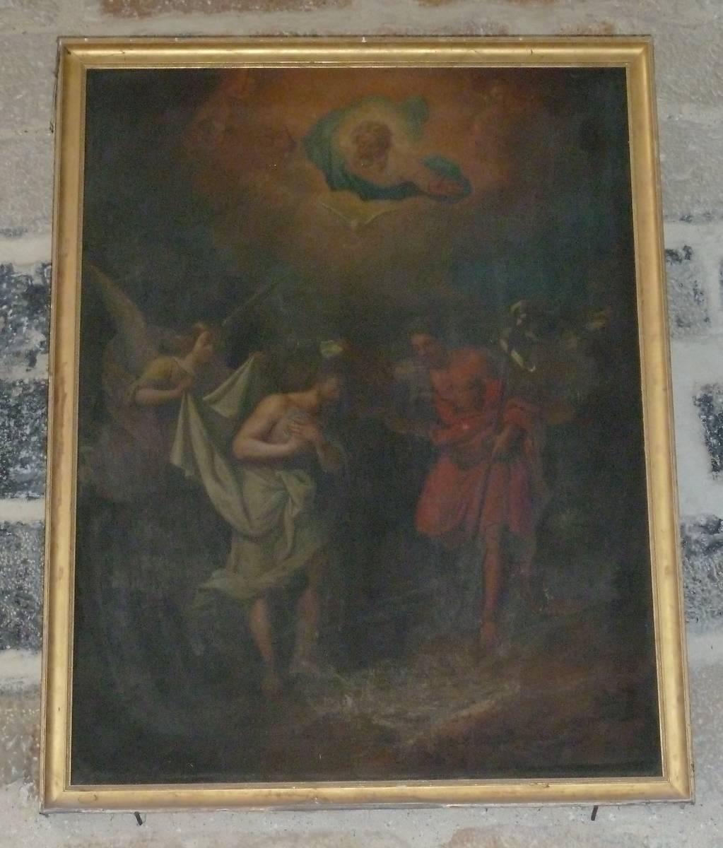 MOBILIER DE L'EGLISE SAINT-DIDIER DE BRUYERES LE CHATEL