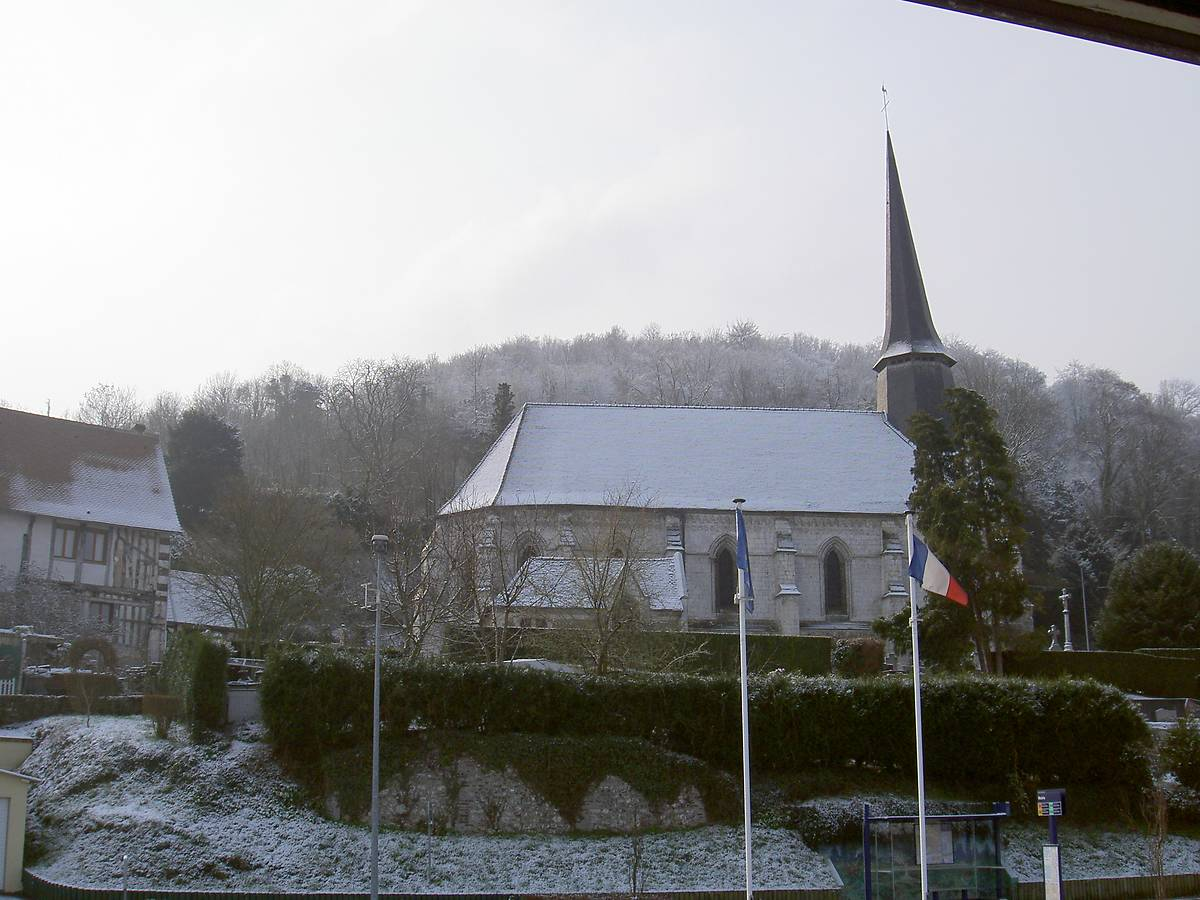 eglise saint jacques le majeur a moulineaux