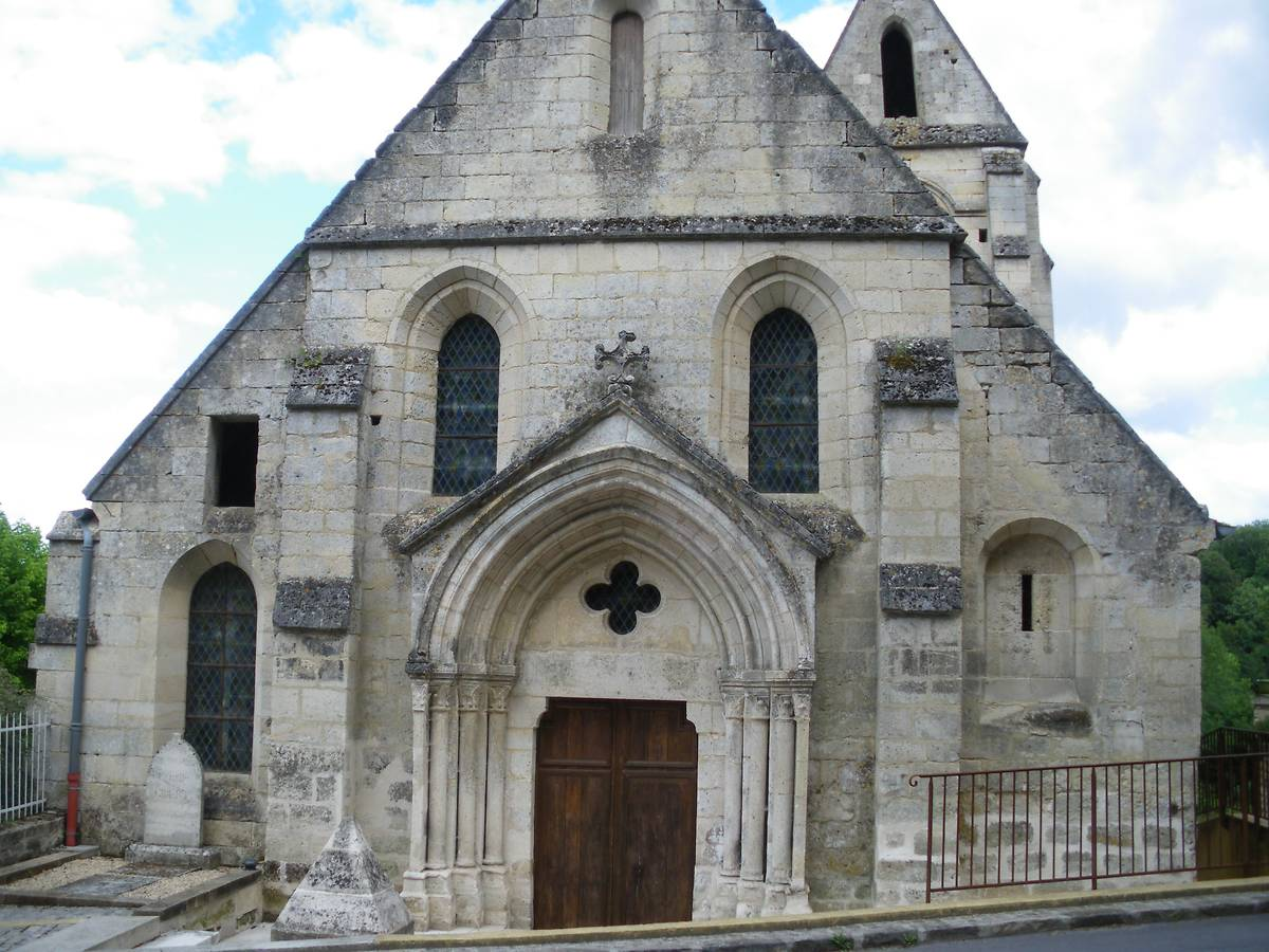 EGLISE DE SOUCY
