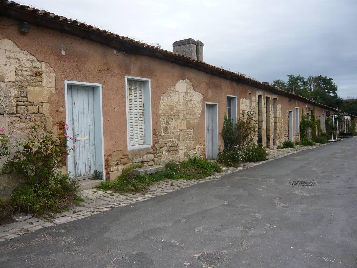 Casernements de la citadelle de Blaye, Gironde