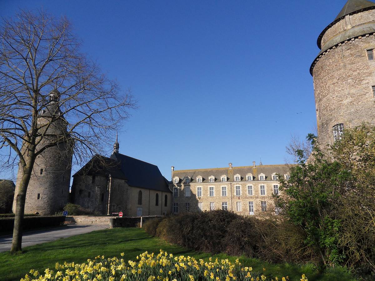 chapelle du chateau de chateaugiron