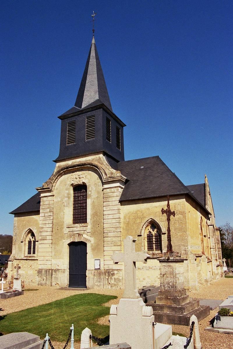 eglise de tourgeville