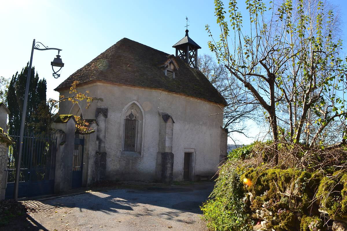LA CHAPELLE SAINT GEORGES A ORNANS