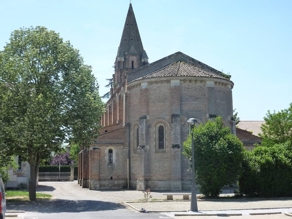 Eglise Sainte-Catherine à Sauveterre-Saint-Denis