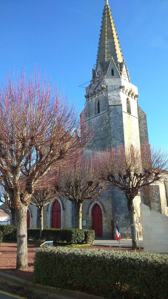 EGLISE DE SAINTE-MARIE-DE-RE