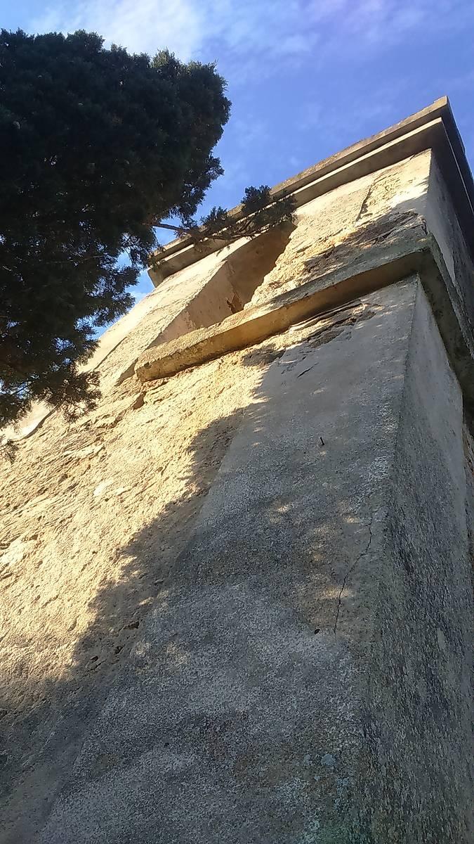 RESTAURATION DU CLOCHER DE SAGONE