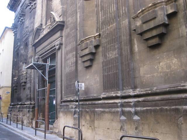 CHAPELLE DES JESUITES A AIX EN PROVENCE