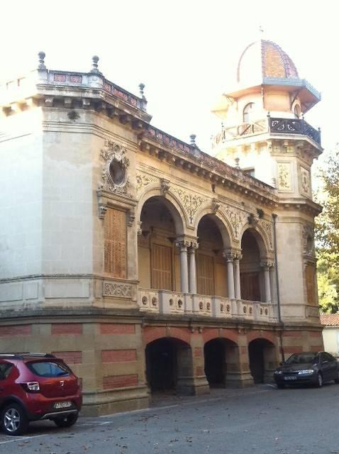 chateau de val seille a courthezon
