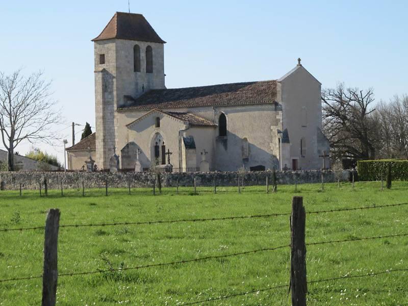 eglise saint jean baptiste de cameyrac saint sulpice et cameyrac