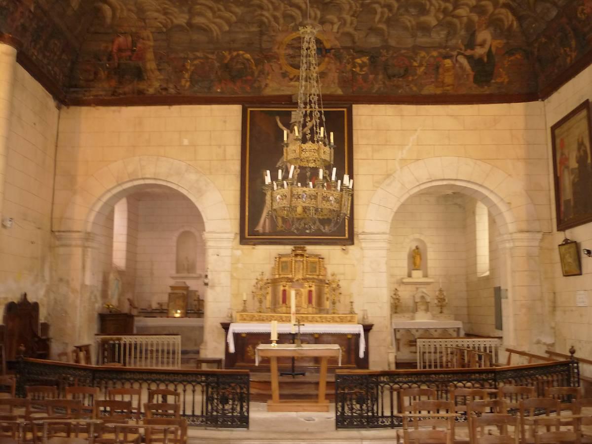 Eglise de St Paul Lizonne