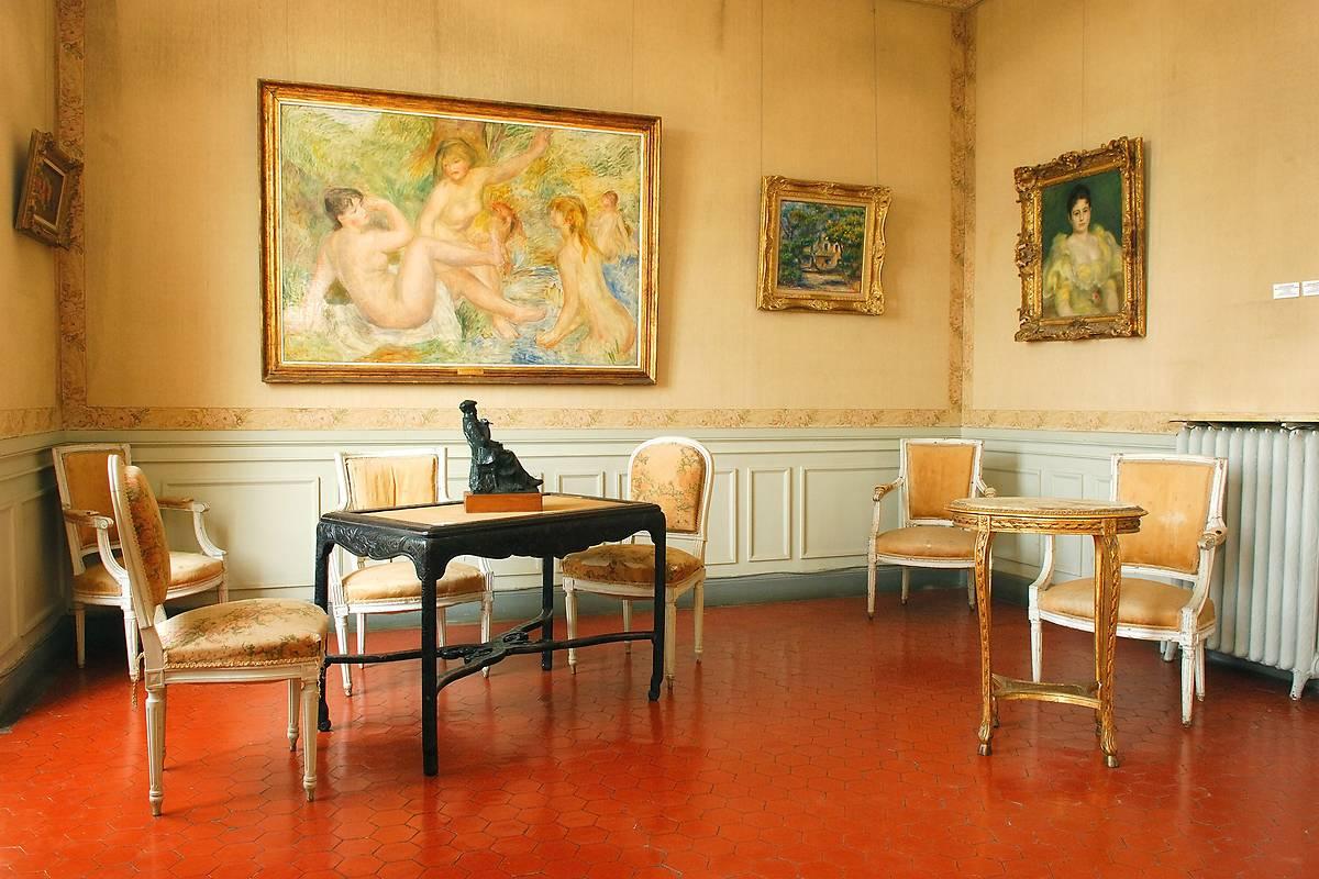 DOMAINE DES COLLETTES - MUSEE RENOIR A CAGNES SUR MER