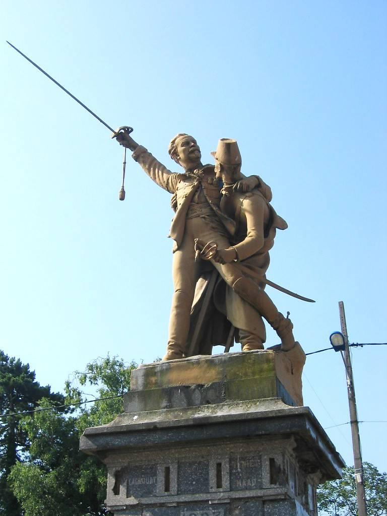 MONUMENT DU GENERAL MARGUERITTE A FRESNES EN WOEVRE