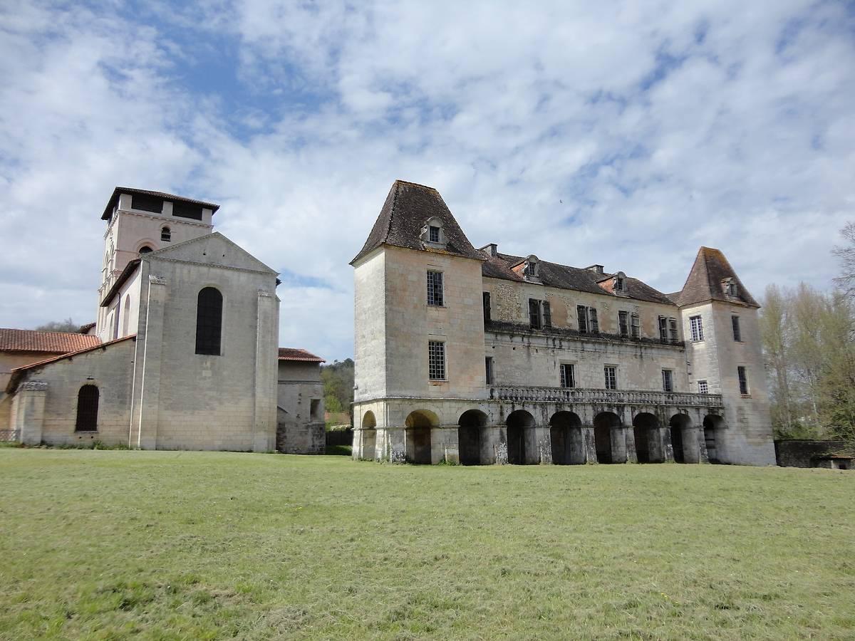 Logis Abbatial, Chancelade, Dordogne