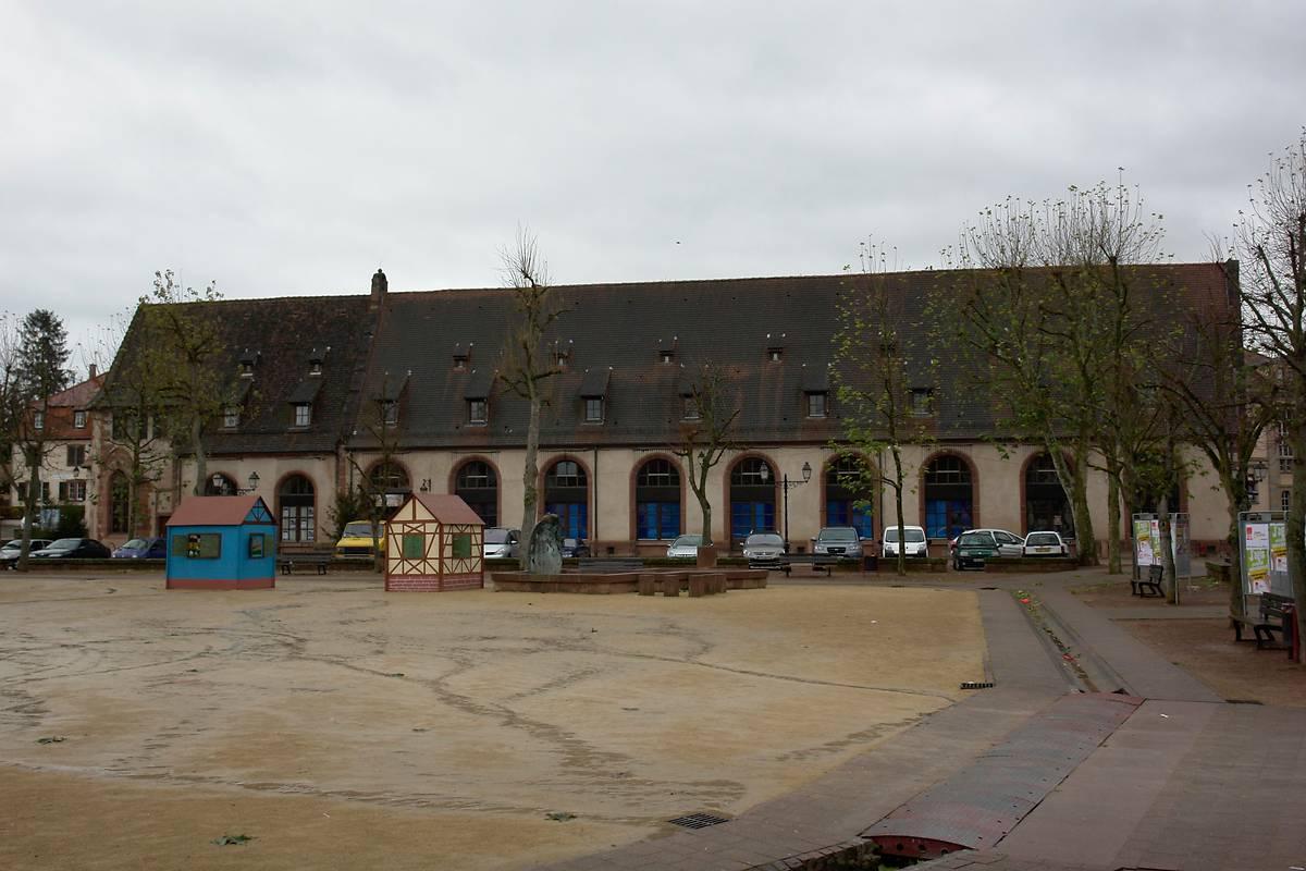HALLE-MUSEE DE BOUXWILLER