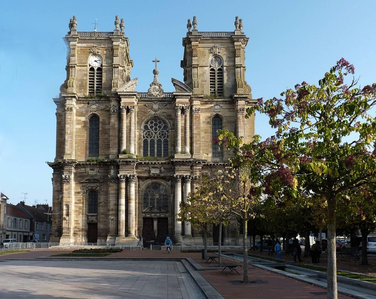 chapelles de la collegiale de vitry le francois