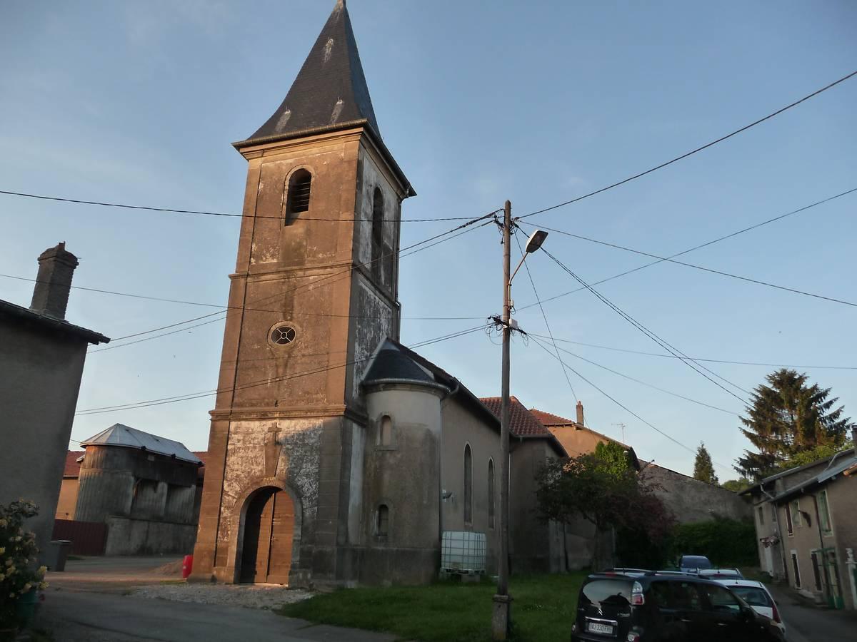 EGLISE SAINT-CHRISTOPHE A LIOCOURT