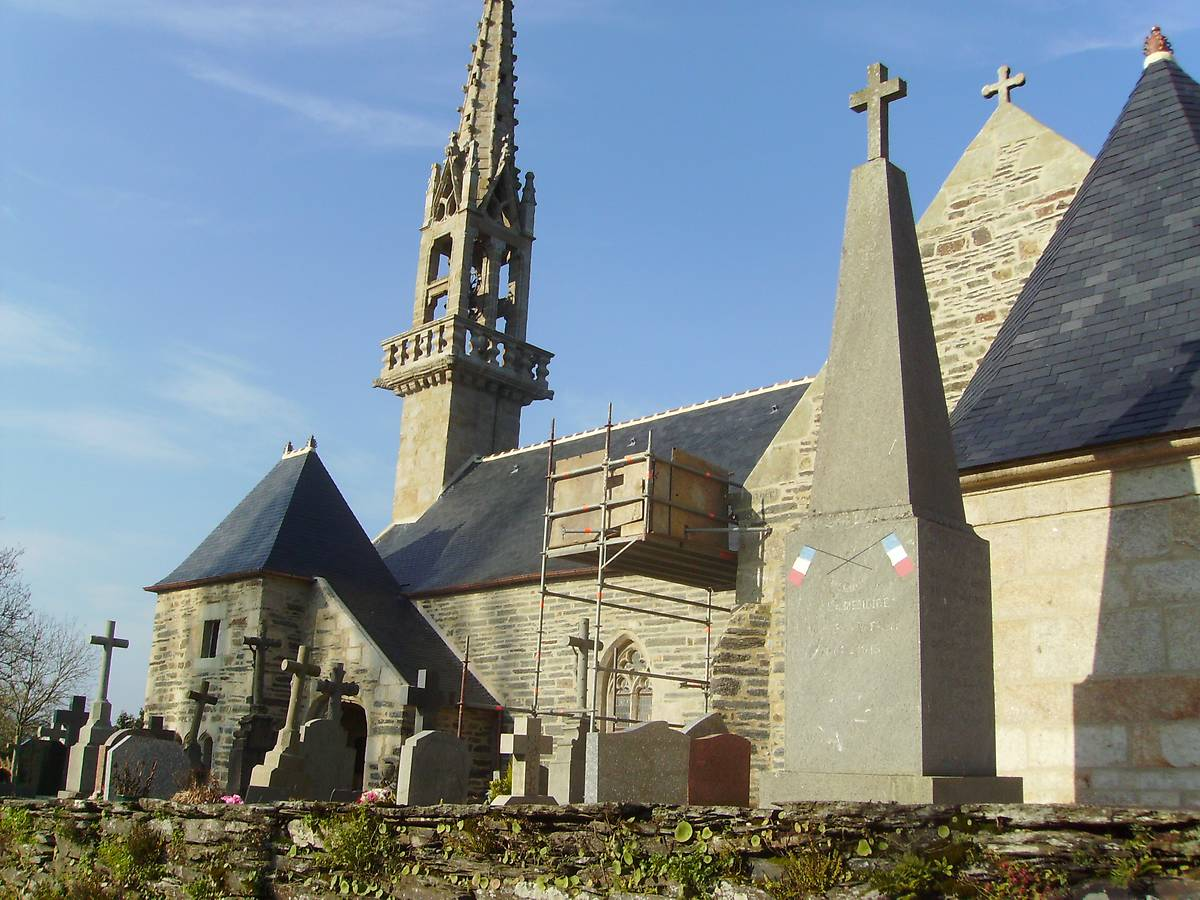 EGLISE DE SAINT-COULITZ