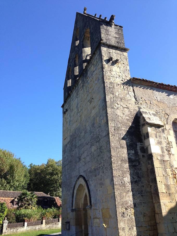Eglise d'Eglise-Neuve d'Issac