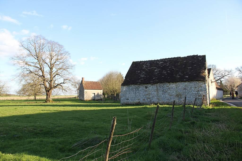 maison rurale traditionnelle a preuilly la ville