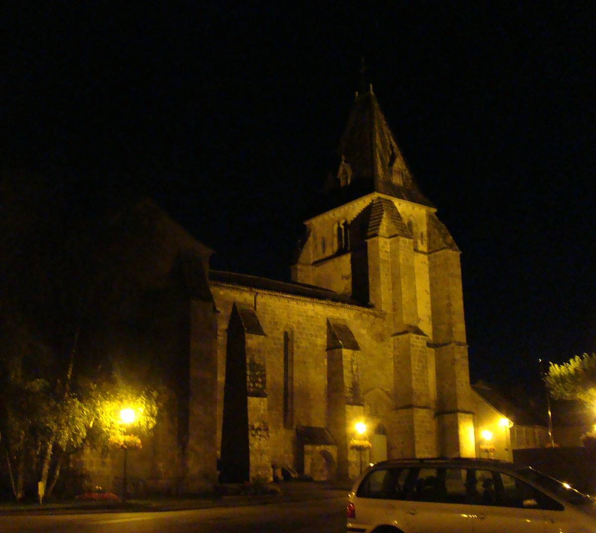 COLLEGIALE DU GRAND BOURG