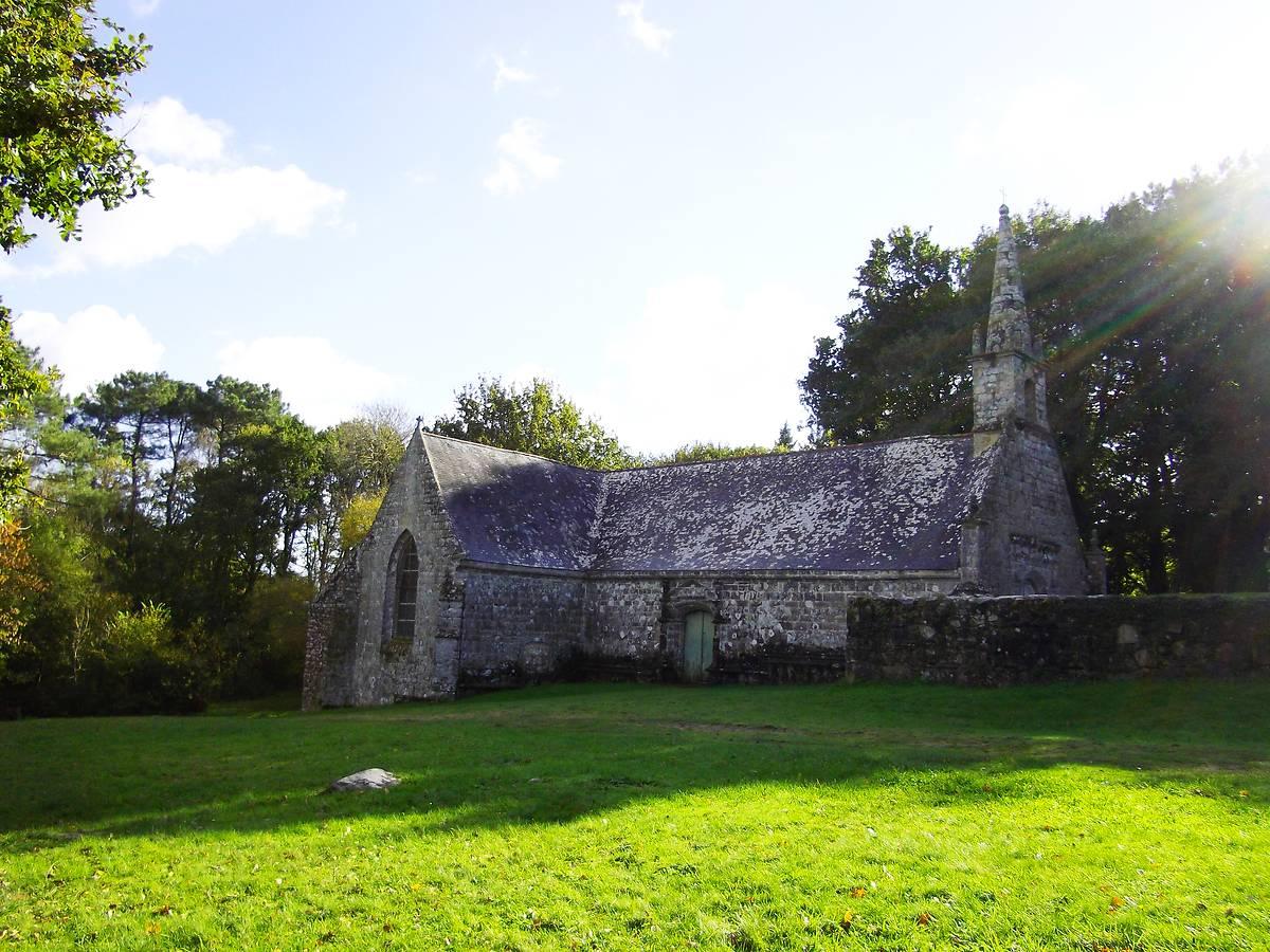 chapelle de bequerel au bono