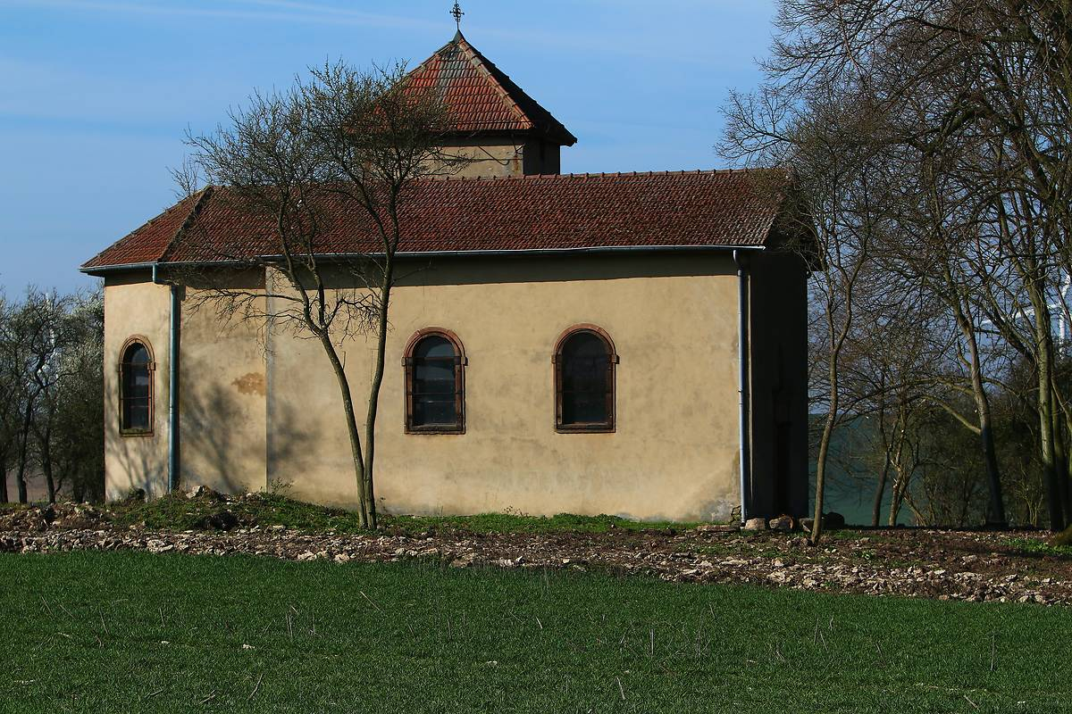 CHAPELLE DE WELLING A DENTING