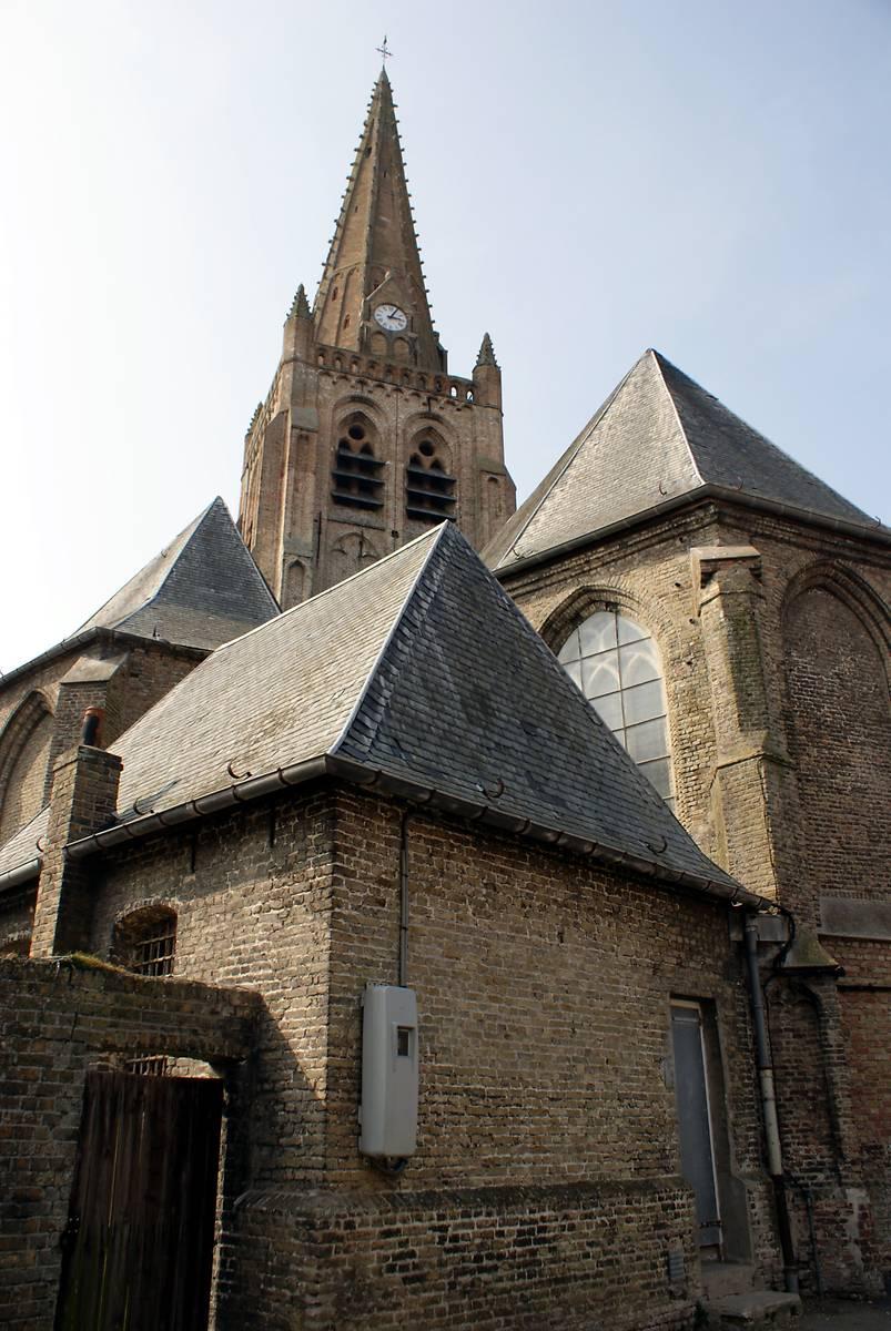 EGLISE NOTRE DAME DE L'ASSOMPTION DE WARHEM