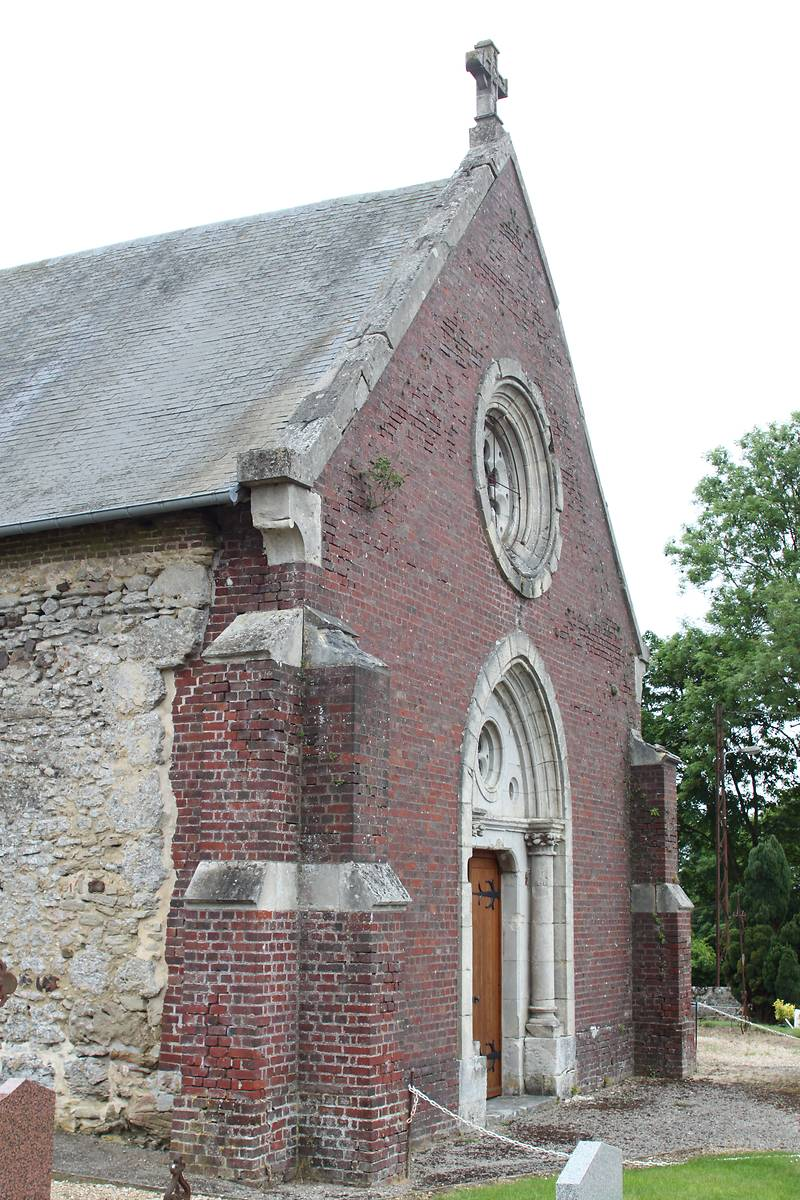 EGLISE DE SAINT MICHEL D'HALESCOURT