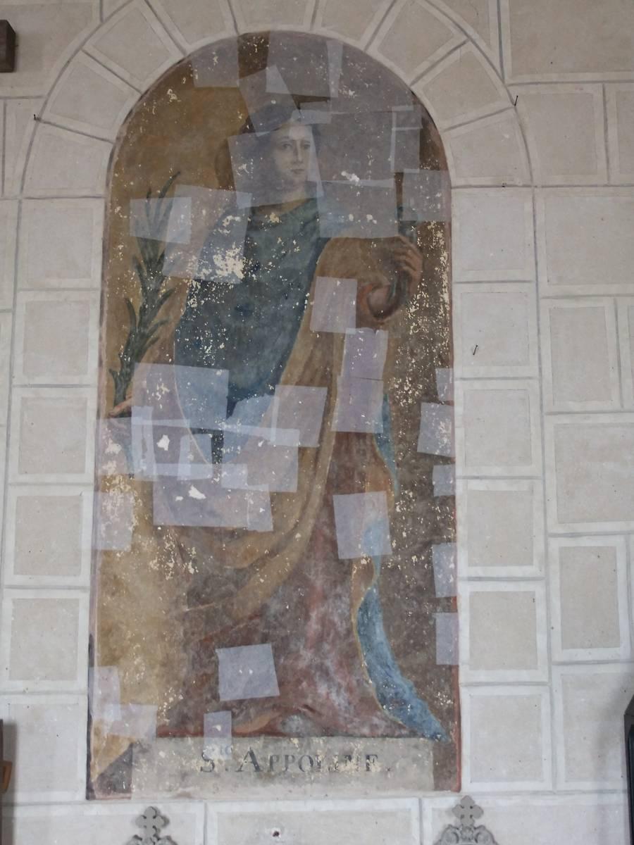 EGLISE SAINT JEAN-BAPTISTE DU PLESSIS-DORIN