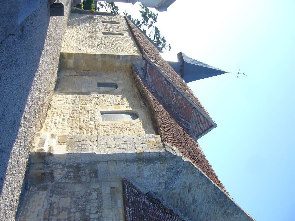 chapelle de saint maclou au mesnil mauger