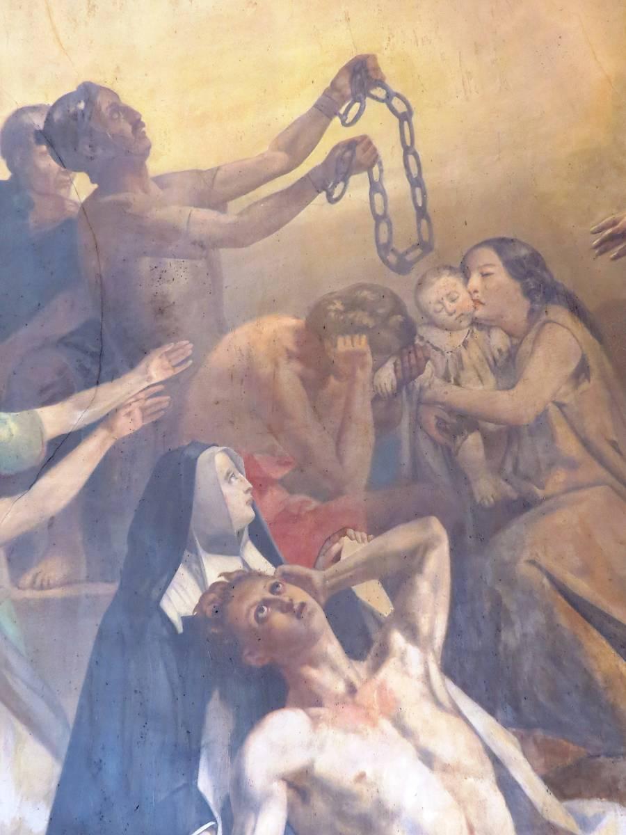 CHAPELLE DU CENTRE HOSPITALIER ESQUIROL DE LIMOGES