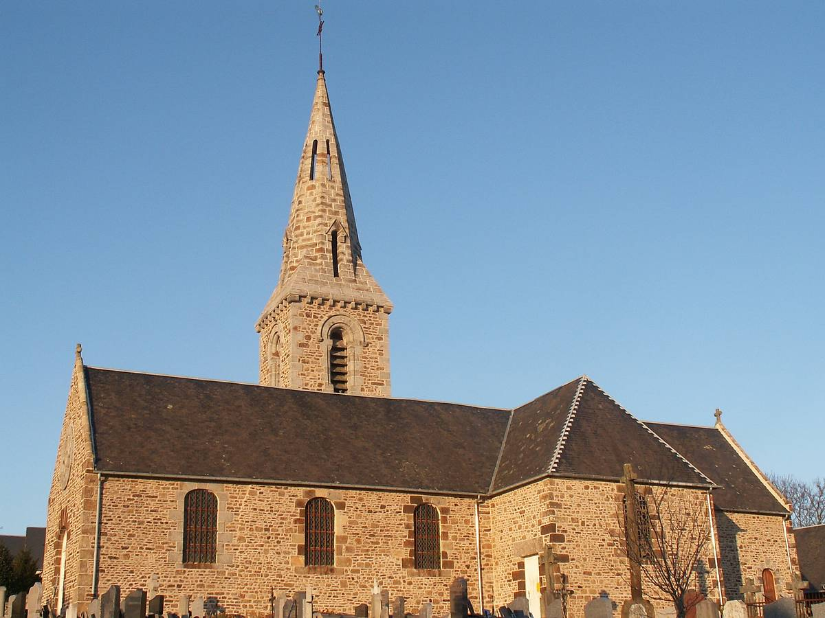 EGLISE DU PETIT CELLAND